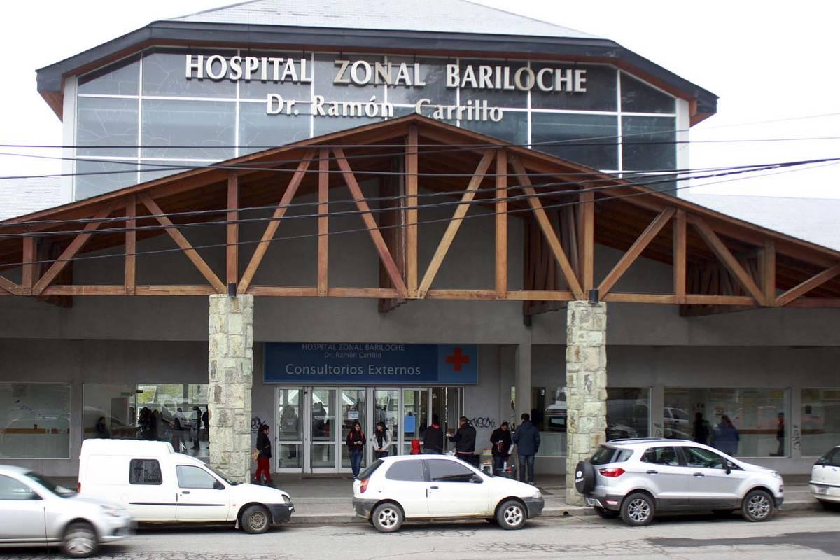 Resultado de imagen para hospital de bariloche