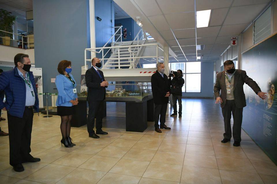 INVAP ofrecerá tecnología y asesoramiento de calidad para seguridad de Santa Fe