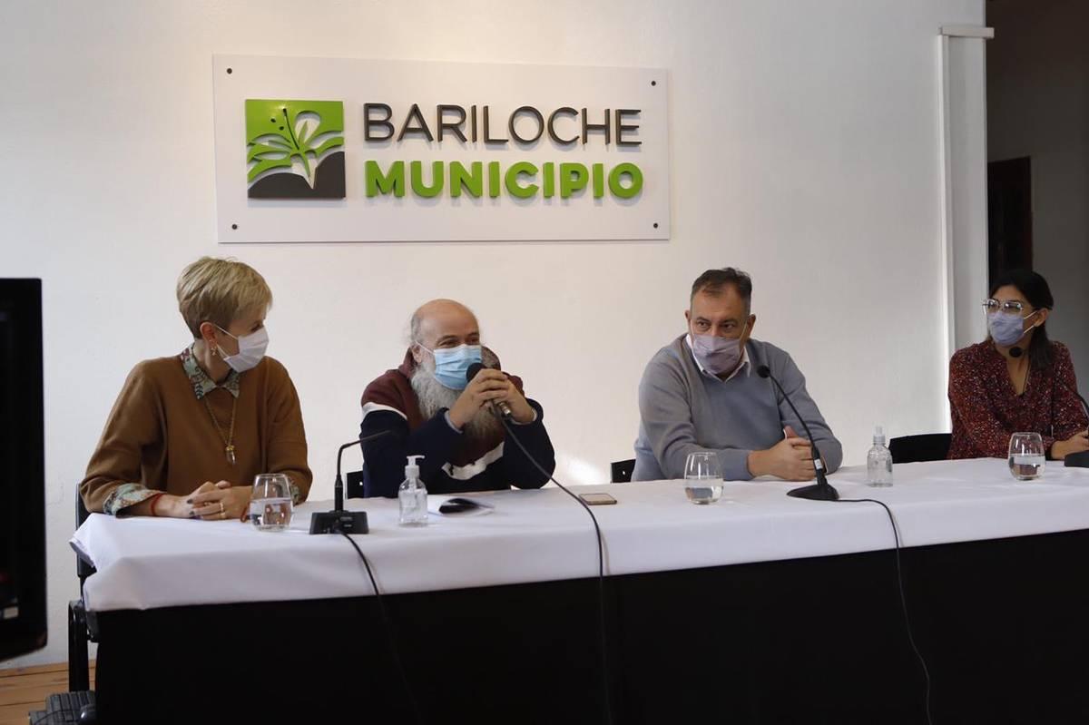 """Lanzaron en Bariloche el Programa """"Potenciar Empleo Verde"""""""
