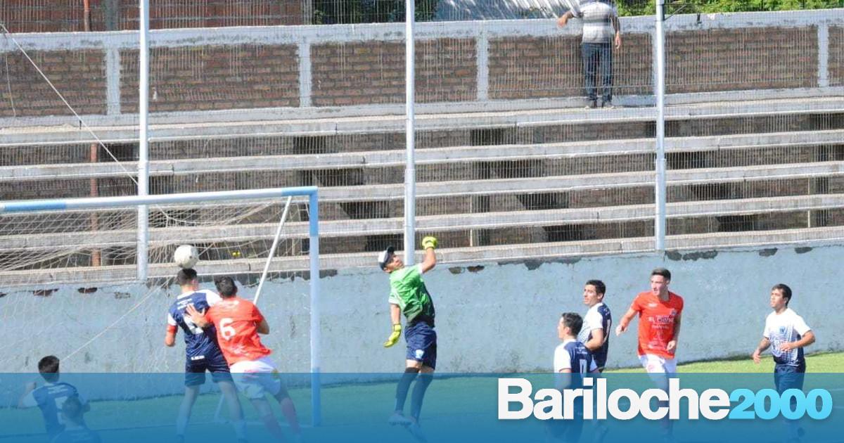 Vibrante empate entre Lácar y Torino en el Clasificatorio - Bariloche 2000
