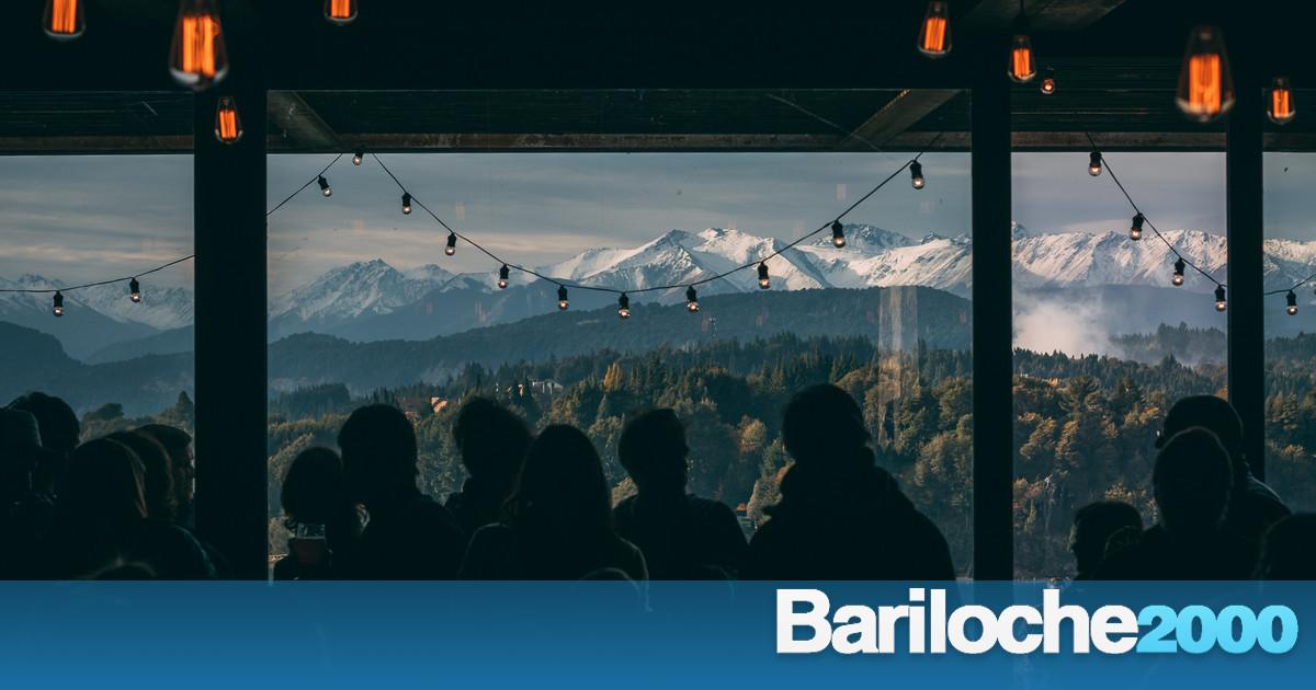 Atardeceres acústicos en Cervecería Patagonia - Bariloche 2000