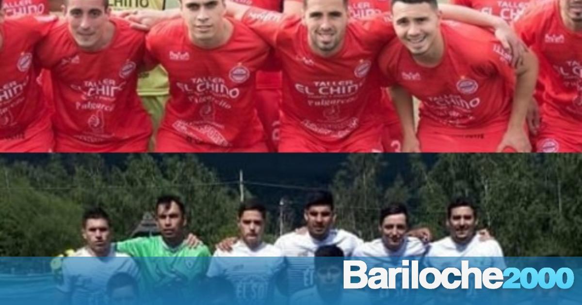 Pasaron Lácar y Torino: ahora van por Racing de Trelew y La Ribera de Rawson - Bariloche 2000